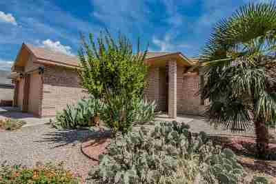 Alamogordo Single Family Home Uc W/Contingency: 422 Wildwood