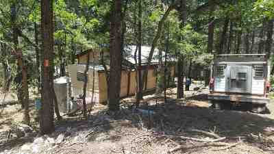 Cloudcroft Single Family Home Under Contract: 18 Arrow Dr