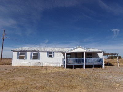 Alamogordo Single Family Home For Sale: 39 Bidwell