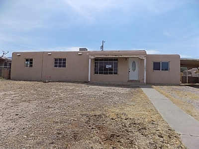 Alamogordo Single Family Home For Sale: 1508 Lincoln Av