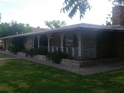 Tularosa Single Family Home Under Contract: 910 5th St