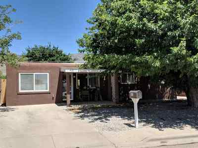Alamogordo Single Family Home For Sale: 406 Webster Dr