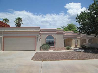 Alamogordo NM Single Family Home Under Contract: $194,000