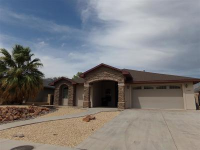 Alamogordo Single Family Home For Sale: 2974 Birdie Lp