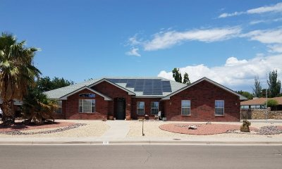 Alamogordo NM Single Family Home For Sale: $359,900