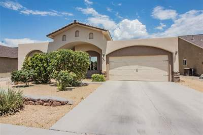 Alamogordo NM Single Family Home Under Contract: $205,500