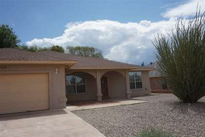 Alamogordo NM Single Family Home For Sale: $209,500
