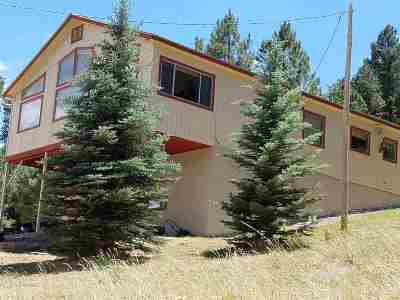 High Rolls, La Luz, Tularosa, Alamogordo, Cloudcroft, Bent Single Family Home For Sale: 130 Trading Post Rd