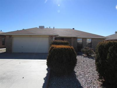 Alamogordo NM Single Family Home For Sale: $129,900