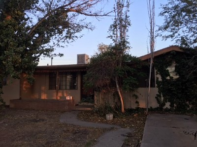 Alamogordo Single Family Home For Sale: 1310 Seventh St