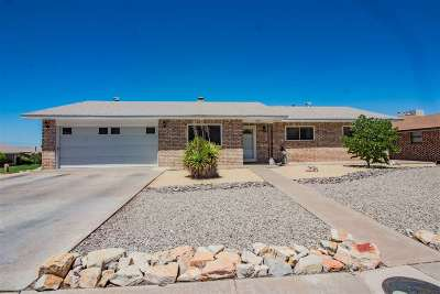 Alamogordo Single Family Home For Sale: 401 Sundial Av