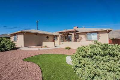Alamogordo Single Family Home For Sale: 4111 Wood Lp