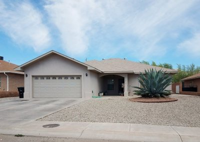 Alamogordo Single Family Home For Sale: 3654 Ironwood Dr