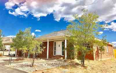 Alamogordo Single Family Home For Sale: 1940 Ocotillo Dr