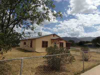 Alamogordo Single Family Home For Sale: 909 Fifteenth St