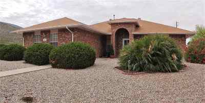 Alamogordo NM Single Family Home For Sale: $190,000