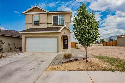 Alamogordo Single Family Home For Sale: 857 Valencia