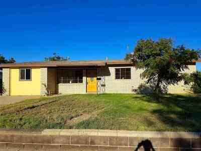 Alamogordo NM Single Family Home For Sale: $142,700