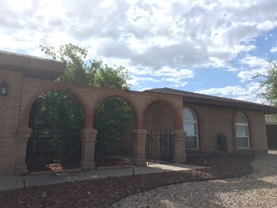 Alamogordo NM Single Family Home For Sale: $194,000