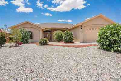 Alamogordo Single Family Home For Sale: 3891 Wood Lp