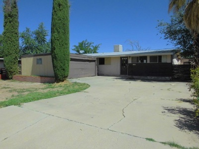 Tularosa Single Family Home Under Contract: 203 Sierra Blanca Ave