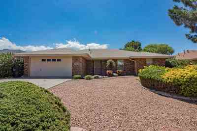 Alamogordo Single Family Home For Sale: 2476 Cherry Hills Dr