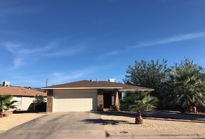 Alamogordo Single Family Home For Sale: 612 Mars Av
