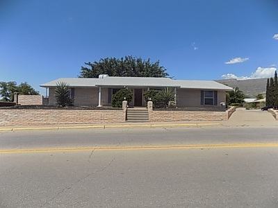 Alamogordo Single Family Home Under Contract: 2901 Tenth St