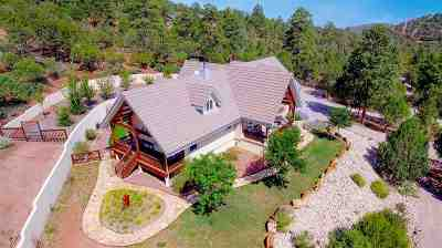 High Rolls Mountain Park Single Family Home For Sale: 30 Peacefull Valley Dr