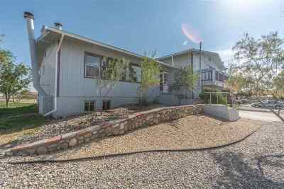 Alamogordo Single Family Home For Sale: 107 Sierra Blanca Dr
