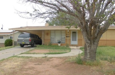 Alamogordo Single Family Home Under Contract: 2703 Pontiac Dr