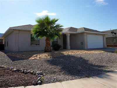 Alamogordo Single Family Home For Sale: 1441 Tierra Royas