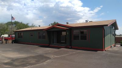 Alamogordo Single Family Home For Sale: 2209 N Florida Av