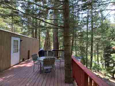 Cloudcroft Single Family Home For Sale: 2 Pine Ridge Pl