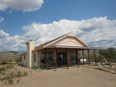 Alamogordo Single Family Home For Sale: 29 Mescal Loop