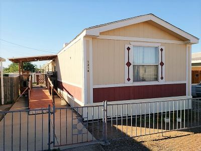 Alamogordo NM Single Family Home Uc W/Contingency: $48,000