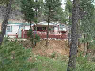 Cloudcroft Single Family Home Under Contract: 29 Meadow View Glen