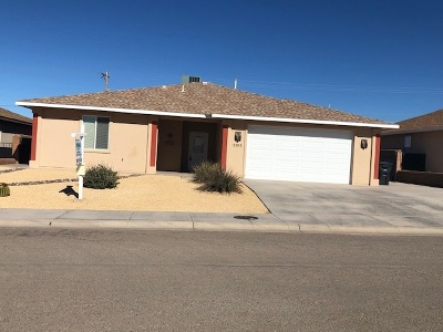 Alamogordo NM Single Family Home For Sale: $214,900