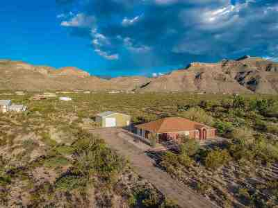 Alamogordo NM Single Family Home For Sale: $319,000