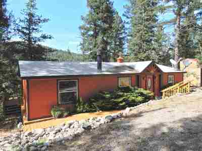 Cloudcroft Single Family Home Under Contract: 37 Hopi Trl