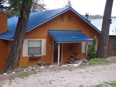Cloudcroft Single Family Home For Sale: 108 Squirrel Ave