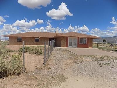 Alamogordo Single Family Home For Sale: 39 Peden Av