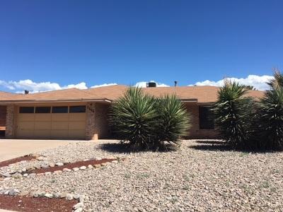 Alamogordo Single Family Home For Sale: 3608 Basswood Dr
