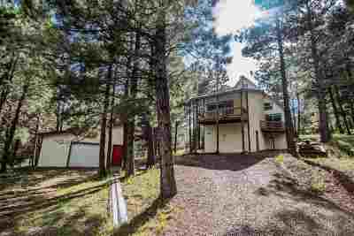 Cloudcroft Single Family Home For Sale: 8 Wimsatt Loop