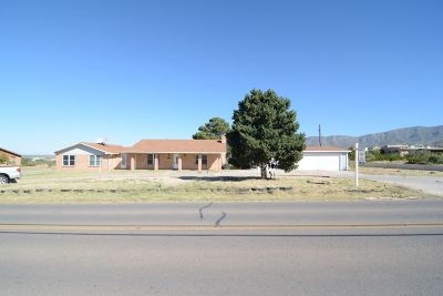 Alamogordo NM Single Family Home For Sale: $135,000