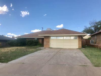 Alamogordo Single Family Home For Sale: 2325 Camino Del Rey