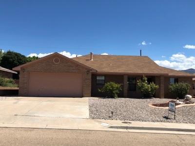 Alamogordo NM Single Family Home For Sale: $179,900