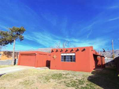 Alamogordo Single Family Home For Sale: 1802 Miracerros Ln