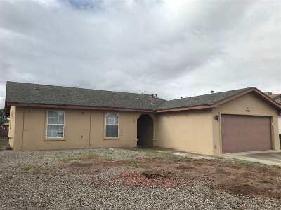 Alamogordo NM Single Family Home For Sale: $139,900