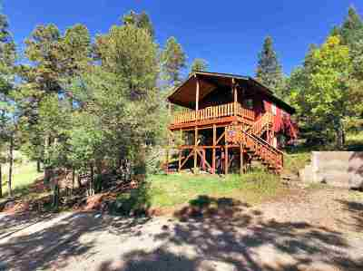 Cloudcroft Single Family Home For Sale: 2147 Hwy 82